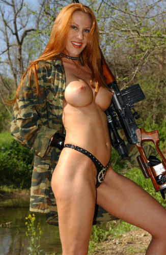 Nude girls and guns pictures, nakedfhmgirls
